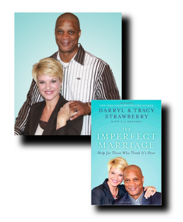 \Darryl and Tracy Strawberry\