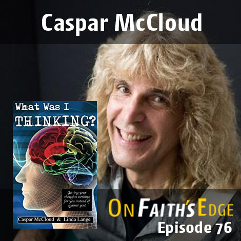 Post image for Captive Thoughts, Music and The Shroud of Turin with Caspar McCloud | Episode 76